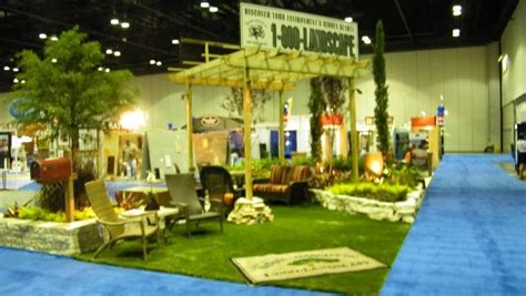 fall home and garden show recap landscape