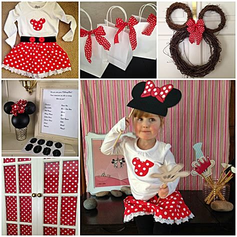 minnie mouse s polka dots