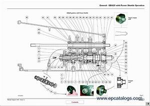 Workshop Service Manual For Massey Ferguson Tractors 5400