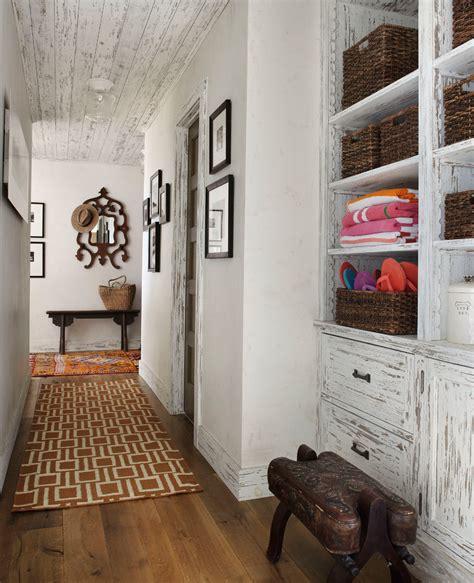 75 Clever Hallway Storage Ideas - DigsDigs