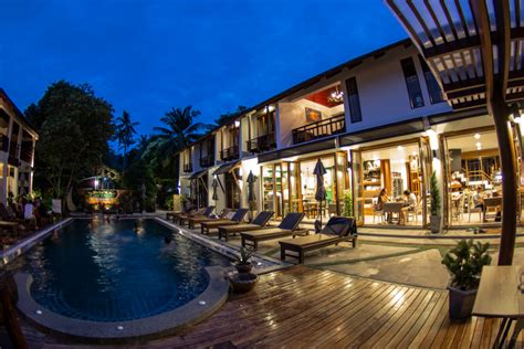 Sairee Cottage Koh Tao Pool Side Rooms At Sairee Cottage Diving Koh Tao