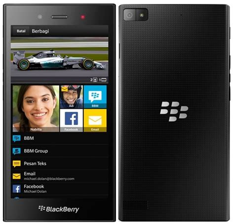 blackberry z3 launched in india for rs 15990