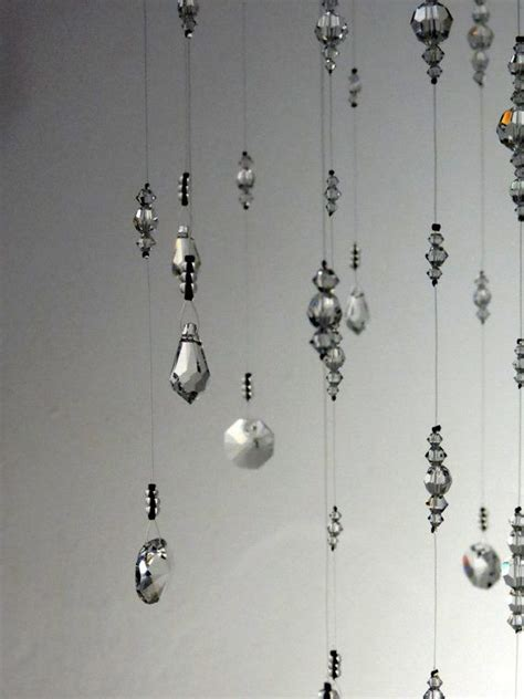 25 unique hanging crystals ideas on