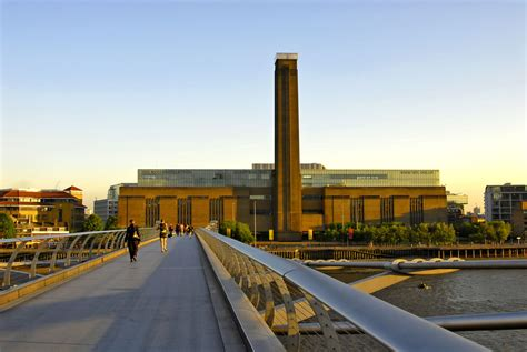 tate modern gallery modernized in tedy travel
