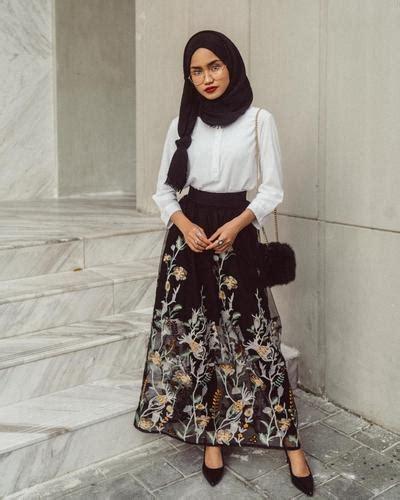 Mau Kondangan? Ikuti Tips Style Kondangan Hijab Anak Muda Ini Dulu Biar Enggak Salah Kostum ...