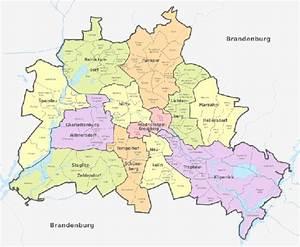Berlin Plz Karte : postleitzahlen berlin ~ One.caynefoto.club Haus und Dekorationen