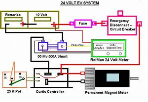 Small Vehicle Wiring Diagram  U2013 Cloud Electric Vehicles