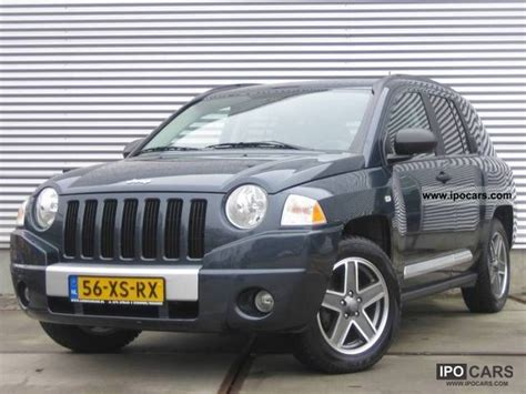 compass jeep 2006 2006 jeep compass 2 4i 16v limited aut eight dvd wi nw