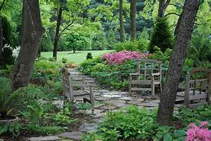 Garden design for a shade garden shady garden ideas for Garden plant design