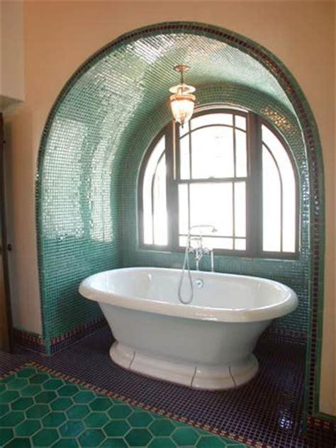 tobias architecture mediterranean bathroom los