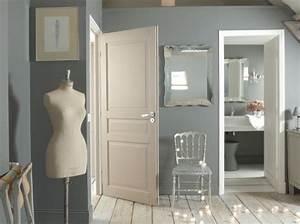 peinture associez les couleurs et les matieres peinture With quelle couleur pour un couloir 15 deco chambre lin marron