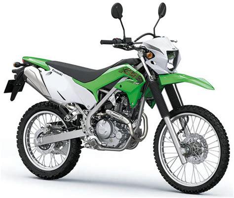 Kawasaki Klx 230 Image kawasaki klx 230 buat kemunculan pertama di dunia enjin