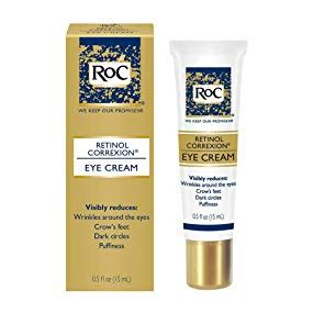 Amazon.com: RoC Retinol Correxion Eye Cream Treatment, .5