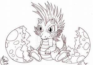 Cute Baby Female Dragons | Cute Baby Dragon Hatching. Work ...