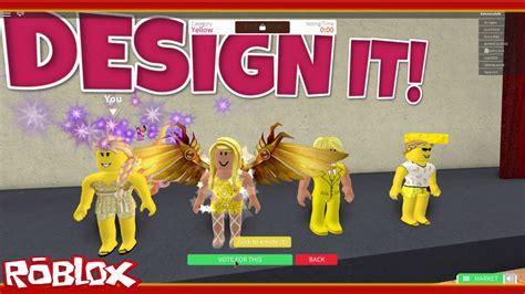 yellow roblox design  gameplay youtube