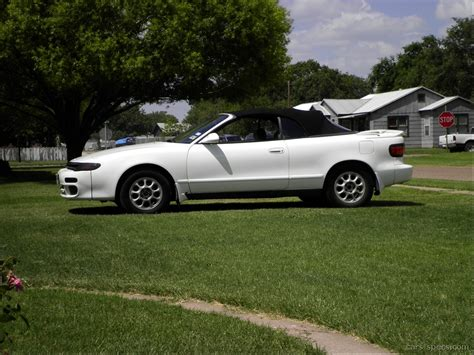 1992 toyota celica convertible specifications prices