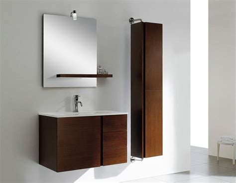 adoos   modern wall mounted bathroom vanity