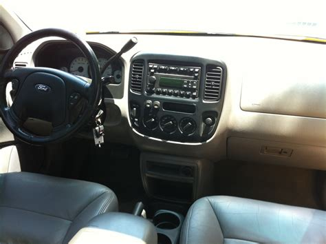 ford escape interior pictures cargurus