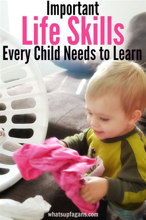 important skills every child needs to learn for 852   25d43bcef022989958d30484ef66b232