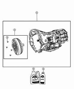 Dodge Journey Fluid  Automatic Transmission Atf 4  Gallon