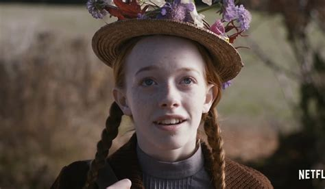 Amybeth McNulty Is Starring In Netflix's New Series Anne
