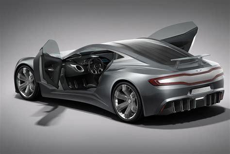 Aston Martin Vie Gh Anniversary 100 Concept  95 Octane
