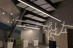 Office, 36w, Led, 4ft, Linear, Light