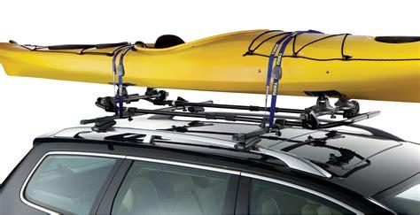 thule roof rack kayak thule slipstream kayak carrier