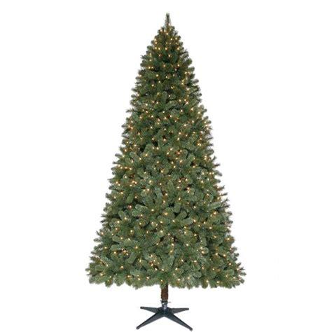 christmas tree at home depot 9 ft wesley pine set christmas tree 6160