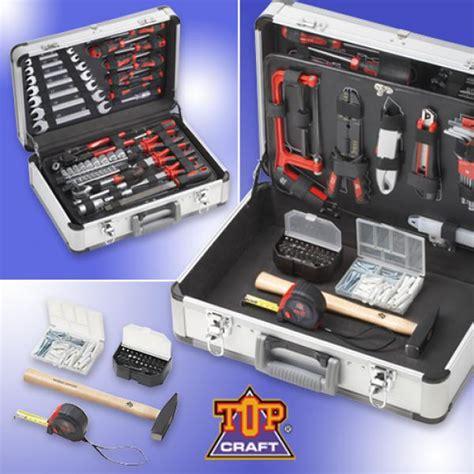 Top Craft® Werkzeugkoffer Von Aldi Nord Ansehen
