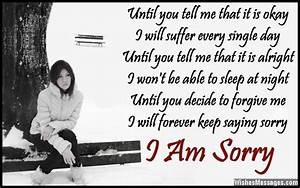 I Am Sorry Poems for Boyfriend: Apology Poems for Him ...