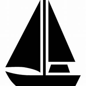 Sailing Yacht Icon | Free Images at Clker.com - vector ...
