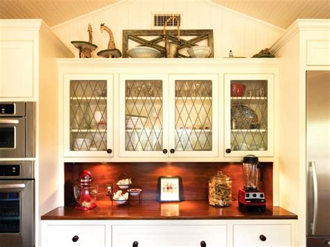kitchen cabinet decor ideas 10 ideas for decorating above kitchen cabinets hgtv 5220