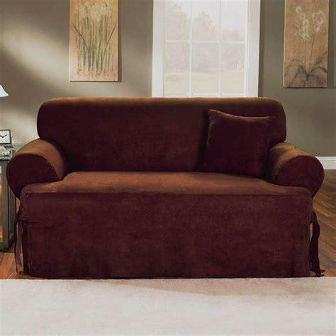 t cushion chair slipcover gray t cushion chair slipcover surefit 41460 2 stretch