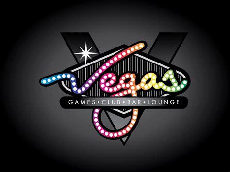 vegas games club bar lounge logo design by jax max maximilian graphic design las vegas nv 89109