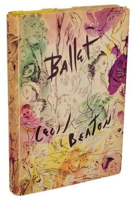 Letterology Book Covers Of Cecil Beaton
