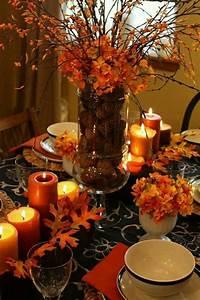 Dekoideen Herbst Winter : 30 coole ideen f r tischdeko im herbst herbstdeko basteln ~ Markanthonyermac.com Haus und Dekorationen