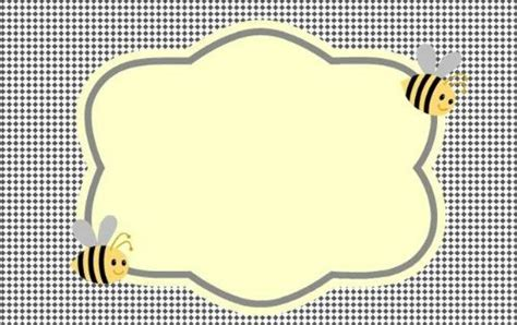 printable bumble bee food labels bumble bee party