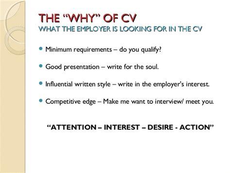Cv Writing Skills by Cv Writing Skills Workshop Slides 17 February 2015 2