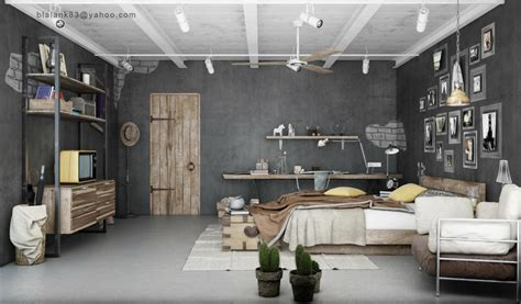 industrial design industrial bedrooms interior design home design