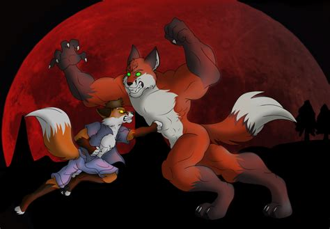 Jason Werefox Vs Werefox Aries By Jasonwerefox On Deviantart
