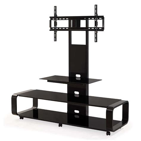 tv stand 80 inch transdeco 3 in 1 tv stand with mounting system for 35 to