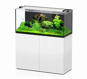 Aquatlantis aquaview 120 aquariumschrank weiss for Aquarium schrank weiß