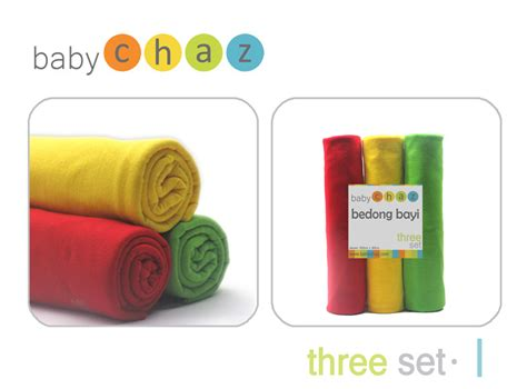 baby chaz bedong three set m products