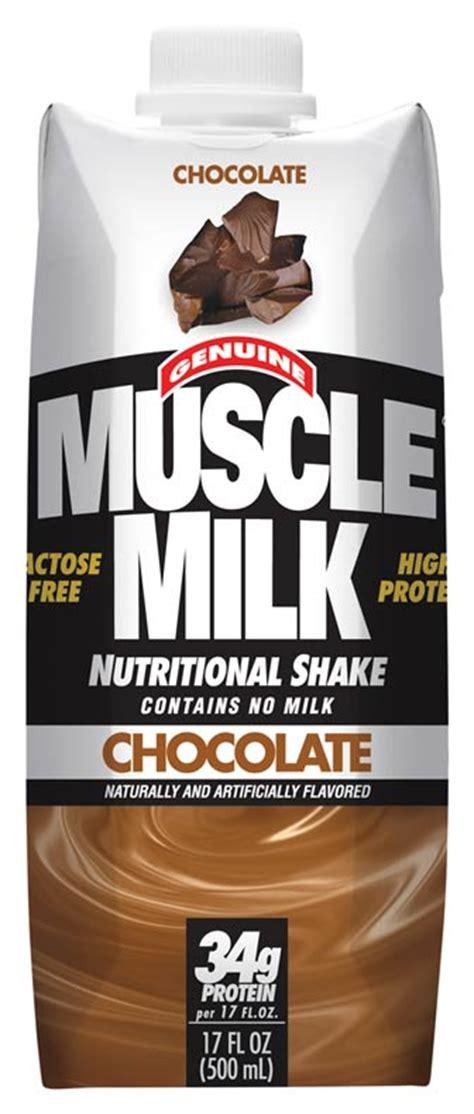 Amazon.com: Muscle Milk Genuine Protein Shake, Chocolate