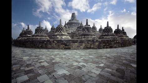 borobudur temple candi borobudur indonesia youtube