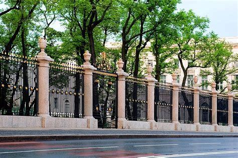 German Architectural Gems In St Petersburg, Russia