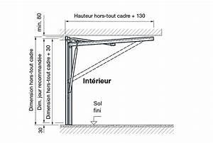 Porte de box choix entretien et maintenance for Porte de garage basculante débordante