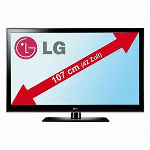 42zoll In Cm : lg electronic 107cm 42 zoll full hd led lcd tv 42le5300 von marktkauf ansehen ~ Markanthonyermac.com Haus und Dekorationen