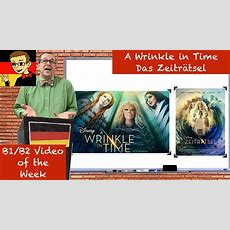Intermediate German #41 A Wrinkle In Time Youtube